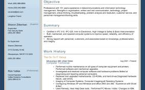 Desktop Support Technician Resume Sample Gallery Creawizard Com