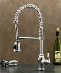 Impressive Spray Faucet Kitchen Chrome Pull Down Kitchen Sink