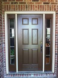 custom wood glass panel exterior door best of front door wood front doors wood entry doors