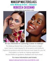 don t miss out rebecca casciano makeup master cl june 3 2016 in nyc