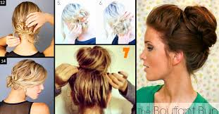 top 25 messy hair bun tutorials perfect for those lazy mornings cute diy projects