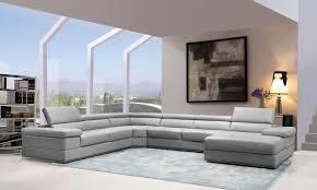 Ledersofa Couch Wohnlandschaft Ecksofa Eck Garnitur Design