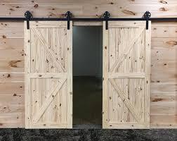indoor barn doors wood