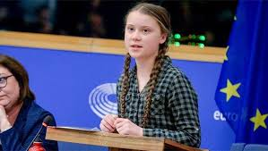 Greta Thunberg urges EU to 'take action now' in speech to European  Parliament