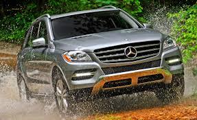 2012 Mercedes-Benz M-class / ML350 4MATIC / ML350 BlueTec   Review ...