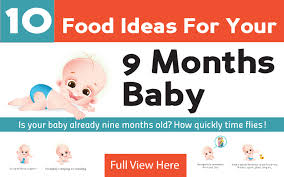9 Month Baby Weight Gain Food Chart 9th Month Baby Food Feeding Schedule With Tasty Recipes