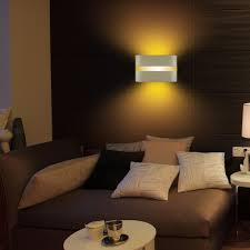 Moderne Led Wandleuchte Aluminium Abajur Wandlamp Acryl Wandlampen