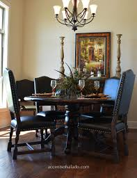Old World Living Room Furniture Dining Chairs Old World Antigua With Leather Seat