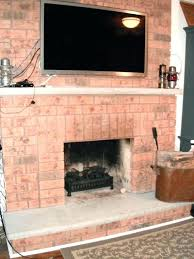 fireplace slate tiles
