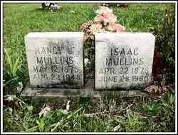 Nancy Louella Gibert Mullins (1876-1948) - Find A Grave Memorial