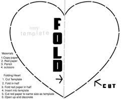 Half Heart Template Half Heart Template Magdalene Project Org