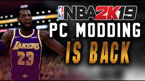 NBA 2K19 PC Mods Are Back - YouTube