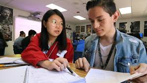 good jobs for students in high school high school students who take college classes dont always