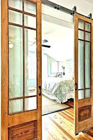 glass bedroom door frosted closet doors