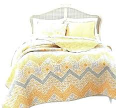 mustard yellow twin quilt solid comforter 2 color patchwork bedding set light