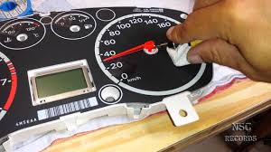 Ford Focus Speedometer/Tacho/Tachometer Repair By:NSC   YouTube
