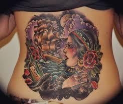 тату корабль значение фото эскизы и примеры для мужчин и девушек