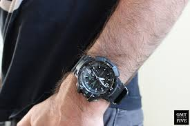 Casio G Shock Size Chart A Review Of The Casio G Shock Gravity Defier Gwa1100 1a3