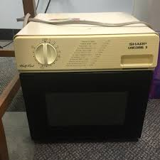 sharp half pint microwave oven. find more vintage sharp carousel ii half pint microwave works for oven