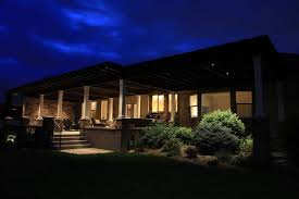 pergola lighting ideas. patio pergola and deck lighting ideas a