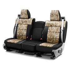 coverking csc2pd07rm1080 digital 1st row camo sand custom seat covers for 2016