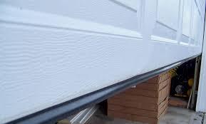 garage door flood barrierRemarkable Garage Door Side Seal Youtube Contemporary  Best