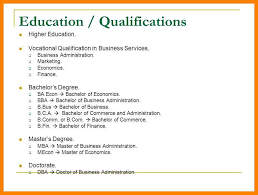 qualifications for a resume.how-to-write-educational-qualification-in-cv -sample-resume-download.jpg