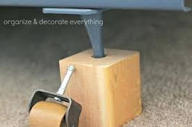 diy bed risers bed risers so storage boxes fit under the bed diy bed risers for diy bed risers