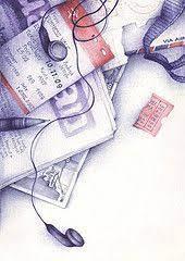 andrea joseph | Everyday art, Ballpoint pen art, Biro drawing