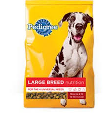 Pedigree Large Breed Nutrition For Dogs Dry Feeding