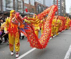 Spring Festival Spring Festival Parade Is The Highlight Of Lunar New Year Celebrations