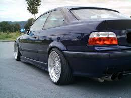 All BMW Models bmw 195 wheels : Montreal blue BMW e36 on cult classic BBS RS212 wheels (8,5x17 ...