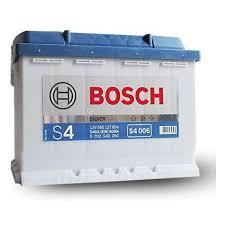 Аккумулятор <b>BOSCH</b> S4 006 Silver 560 127 054 прямая ...