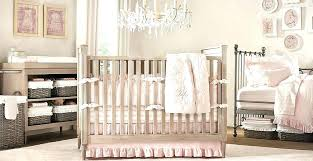 nursery chandelier boy baby room design with white and bedding decorated flowers cute bedrooms in spanish