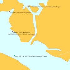 La Conner Swinomish Channel Washington Tide Chart