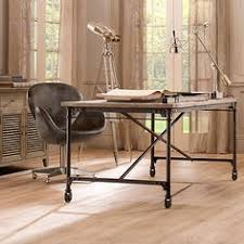 office table with wheels. 2015 modern designer office desk solid wooden table vintage furniture escritorio with wheels s