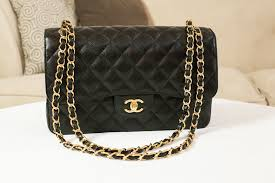 chanel jumbo flap. chanel classic jumbo double flap handbag review a