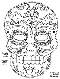 Small Picture Free Coloring Pages For Halloween Coloring Pages Kids