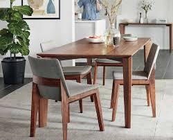 Wooden Dining Room Table Designs Vidare Dining Table Minimalist Dining Room Dining Table