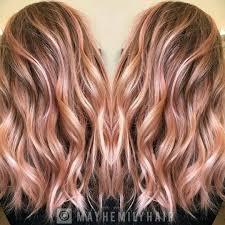 Summer Hair 2018 Color