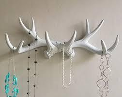 winsome design antler wall decor home decoration ideas white resin canada uk australia