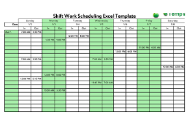 If your business isn't open 24 hours a day, you can alter these schedules to fit the work hours that are right for you and your employees. 14 Dupont Shift Schedule Templats For Any Company Free ᐅ Templatelab