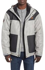 the north face fordyce triclimate 3 in 1 waterproof jacket