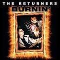 Burnin' album by Returners