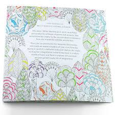 5 of 10 secret garden coloring books drawing exercise paperbook for childen s new