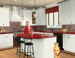 red country kitchen decorating ideas. Full Size Of Modern Kitchen Ideas:red And White Decor Retro Linens Red Country Decorating Ideas I