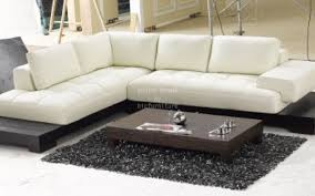 Fancy L Shape Sofa Ideas Image Product Popular Plastic Made Style Cushion  Black Color Collection Unique ...