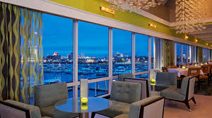Atlantic City Fine Dining Seafood Restaurant With A View