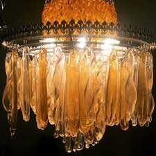 this chandelier looks like a bunch of used jimmies