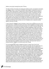 medea sample essay year vce english thinkswap medea sample essay